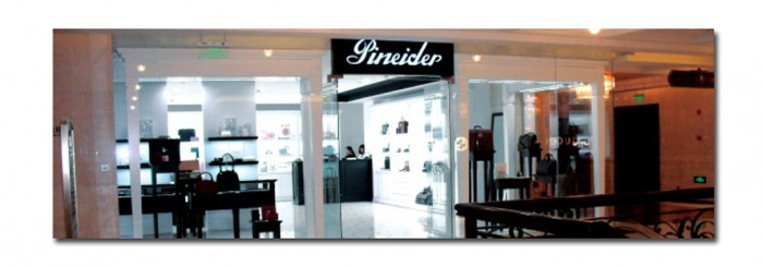 Pineider – Borsa Porta PC City